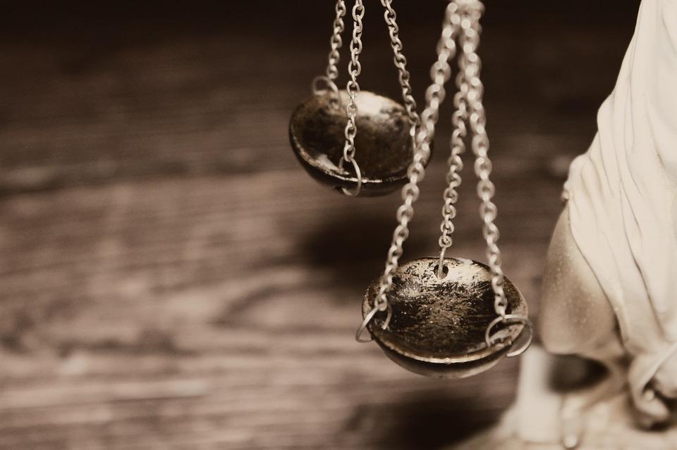正義, 秤, シンボリズム, 精, 法務