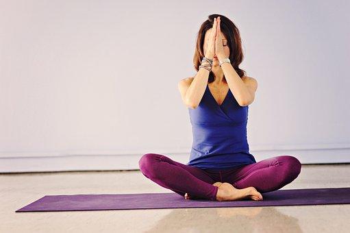 ヨガ, 瞑想, フィットネス, マインドフルネス, マインドフルネス