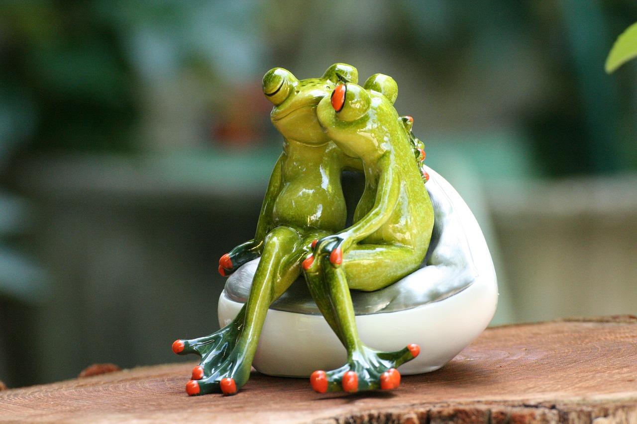 разгрузки картинки поцеловала жабу стали