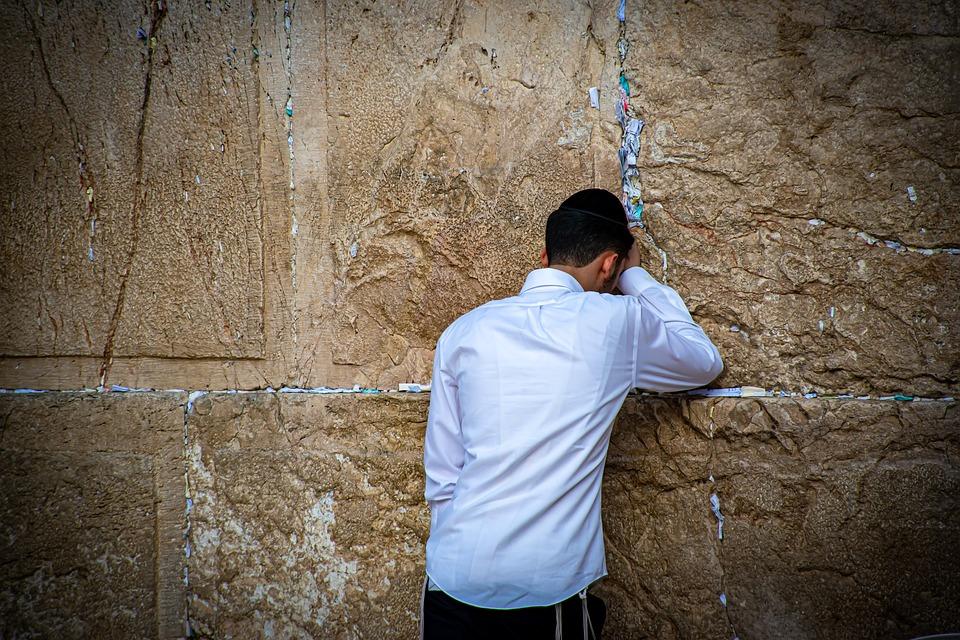 Zachodnia Ściana, Jerozolima, Święte, Religijnych