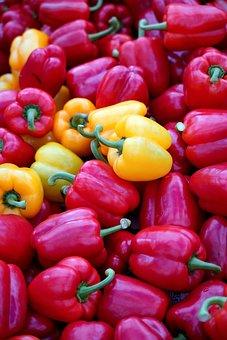 Paprika, Diet, Vegetable, Plant, Plants