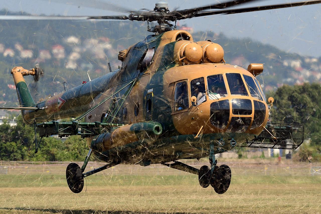 Helicopter Mi-17 Army - Free photo on Pixabay