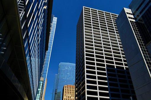 Immeubles De Bureaux, Houston, Texas