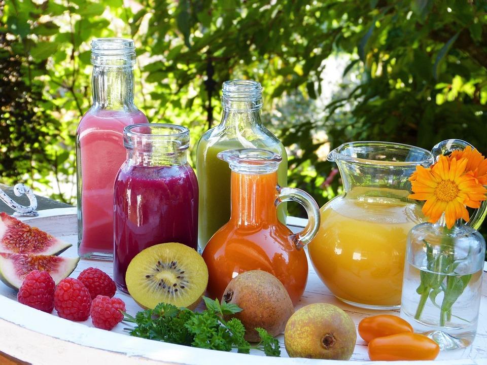 Frullati, Succo, Succo Di Verdura, Bottiglietta, Frutta