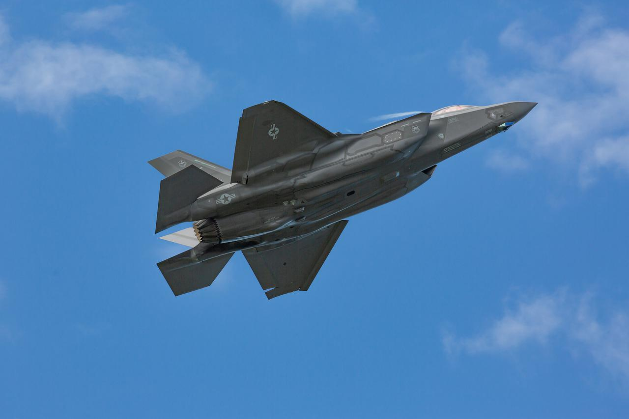 Fighter Jet F-35 - Free photo on Pixabay