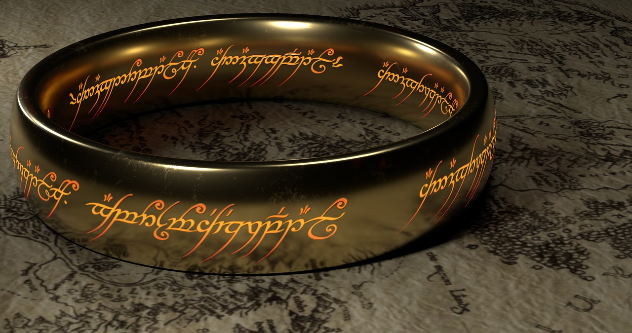 Ring of The Lord of the rings