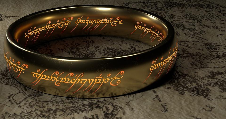 Anello Signore Degli Anelli Hobbit - Foto gratis su Pixabay