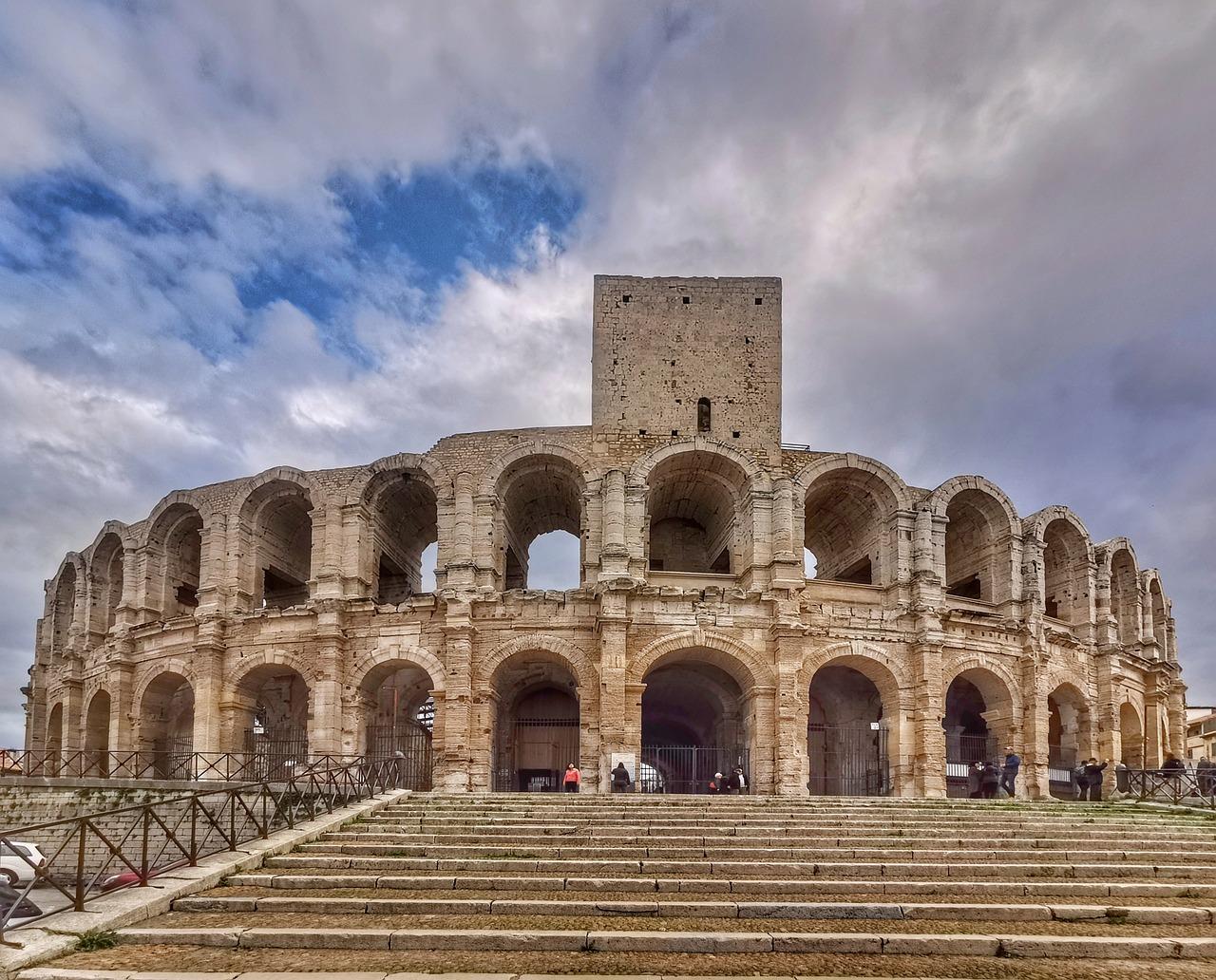 Colisée Arles France - Photo gratuite sur Pixabay