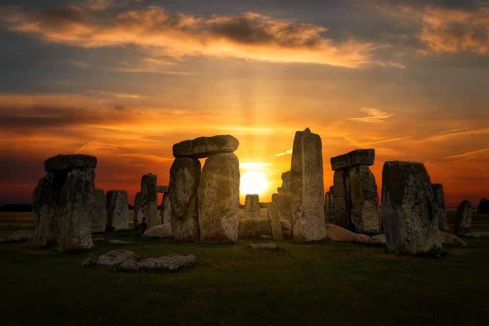 Stonehenge, Travel, Tourist, England, Scenic, Mystery