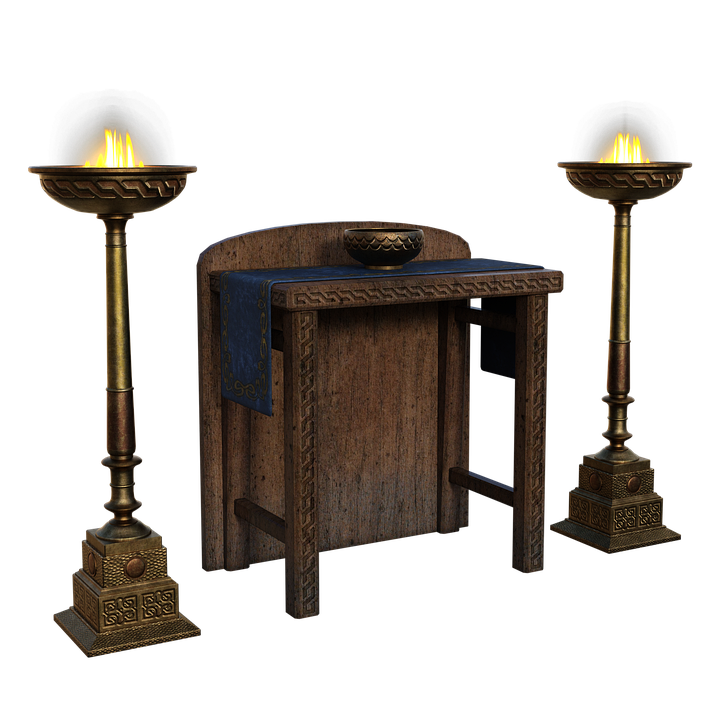 Alter Table Fire Free Image On Pixabay