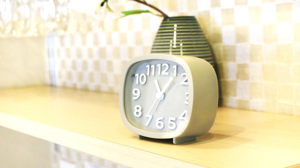 Clock, Time, Morning, Sweet, Economy, 1 House