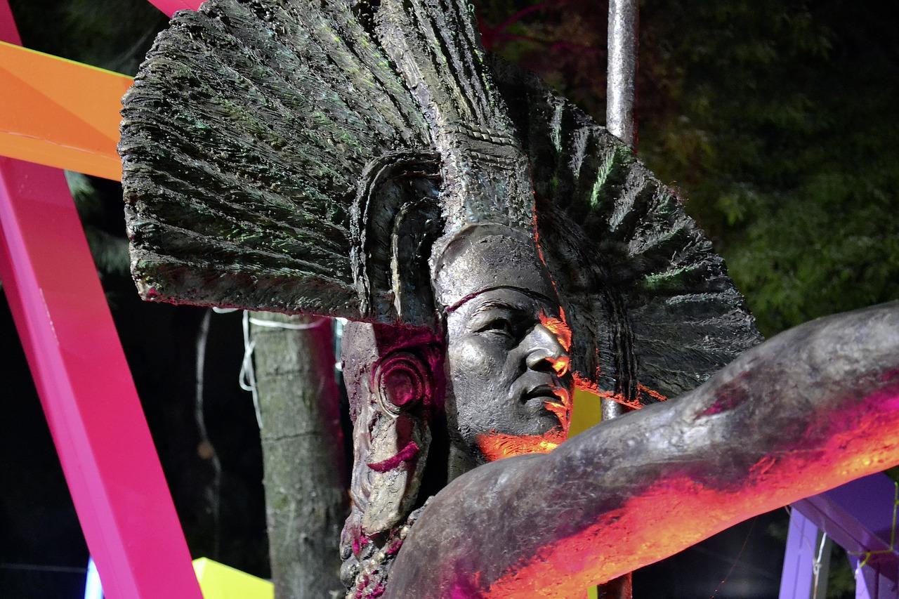 "Aztec emperor Montezuma had a nephew, Cuitlahac, whose name meant ""plenty of excrement."""