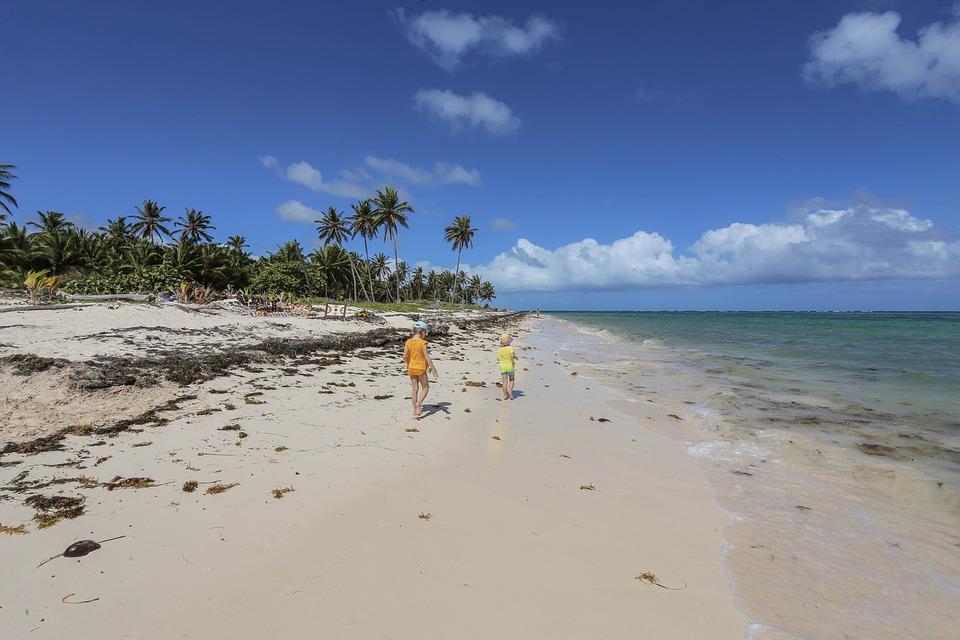 Dominikana, Саргасово Morze, Podróż, Morze, Słońce