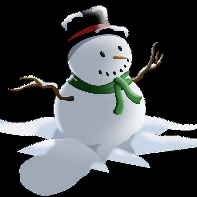 танцующий снеговик картинки логике авторов