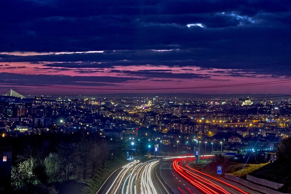 Belgrade, Serbia, Panorama, Balkan, Europe, City