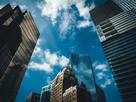 Buildings, Skyscraper, Urban, Vancouver