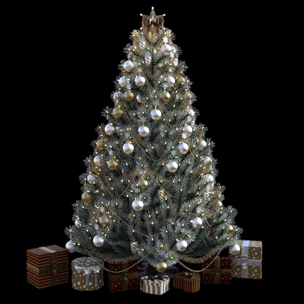 Christmas Tree Vintage Farmhouse Free Image On Pixabay