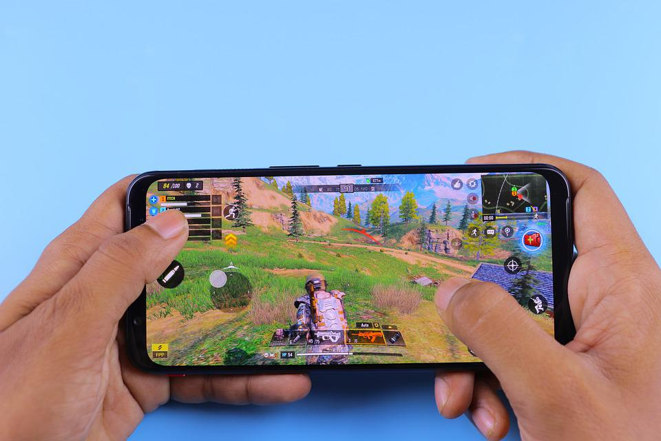 PubG Mobile Gameplay