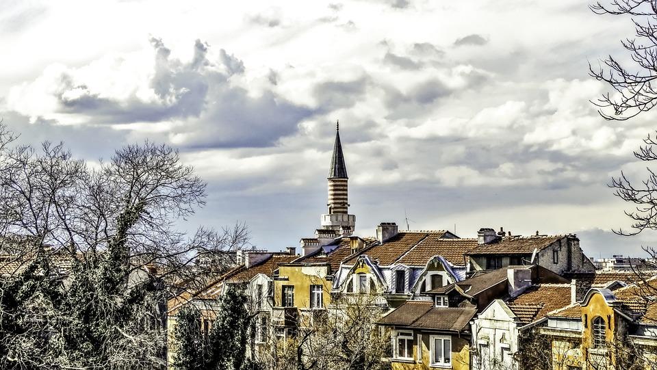 Plovdiv, Old Town, Bulgaria, Bazaar, Europe, Old
