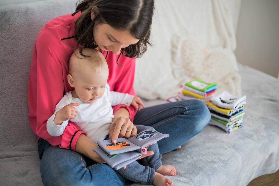 Maternité, L'Enfance, Livre, Livres, Lecture, Bébé