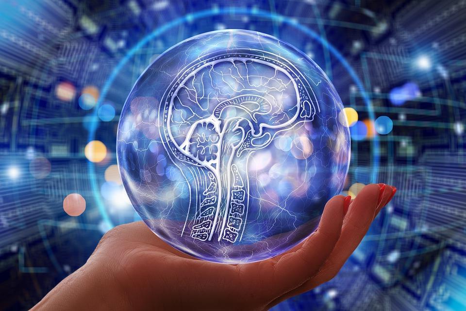 Искусственный Интеллект, Мозг, Стороны, Думать