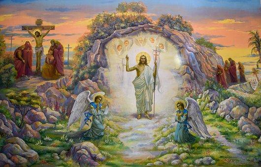 Resurrection Of Jesus Christ, Painting