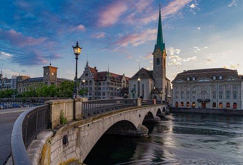 Zurich city, Switzerland