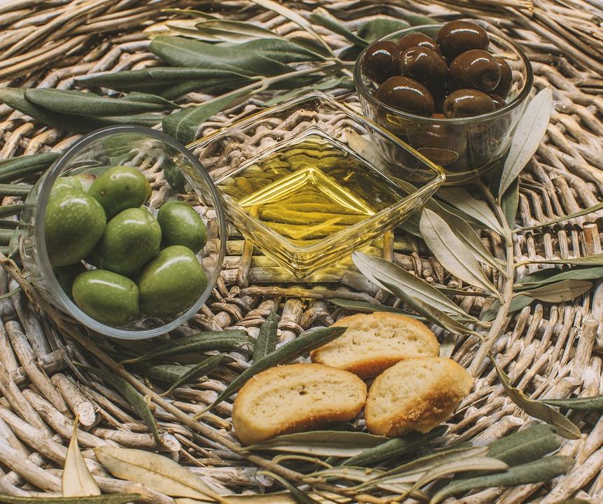 Olives, Green, Mediterranean, Olive, Greece