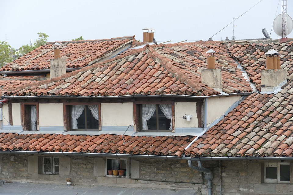 Build Up Roof