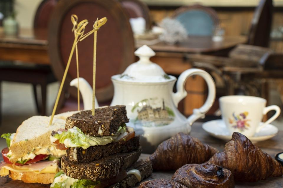 High Tea Thee Gebak - Gratis foto op Pixabay