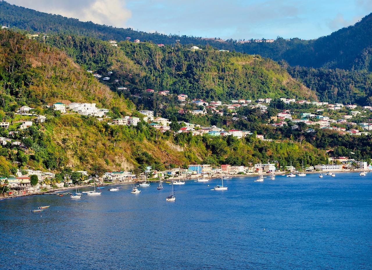 Dominica Roseau Karibik Kostenloses Foto Auf Pixabay