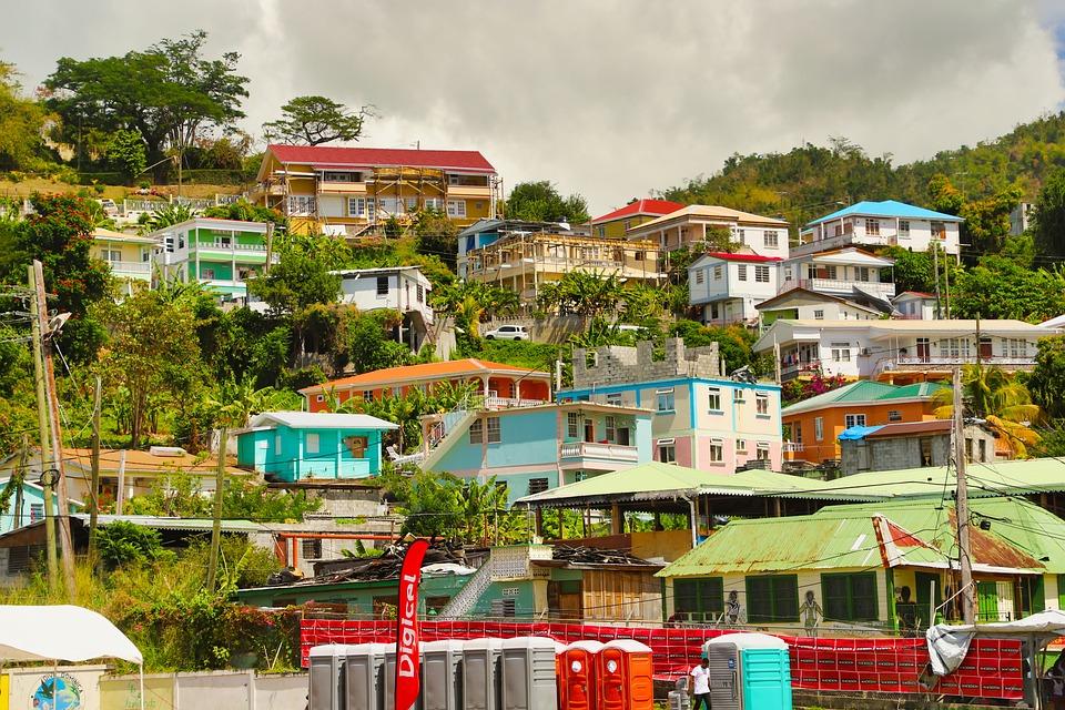 Dominica, Roseau, Caribbean, Holiday, Vacation, Travel