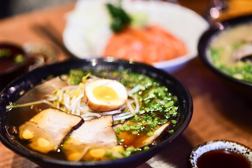 インスタント麺, ラーメン, 日本のラーメン, Lamen, 大豆の場合, レストラン, 韓国料理