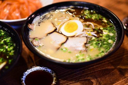 ラーメン, インスタント麺, 日本のラーメン, Lamen, 大豆の場合
