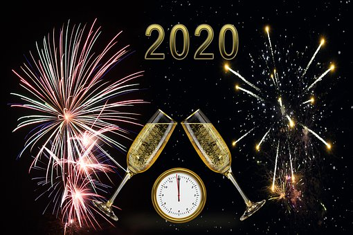 Sylwester, New Year'S Day, 2020