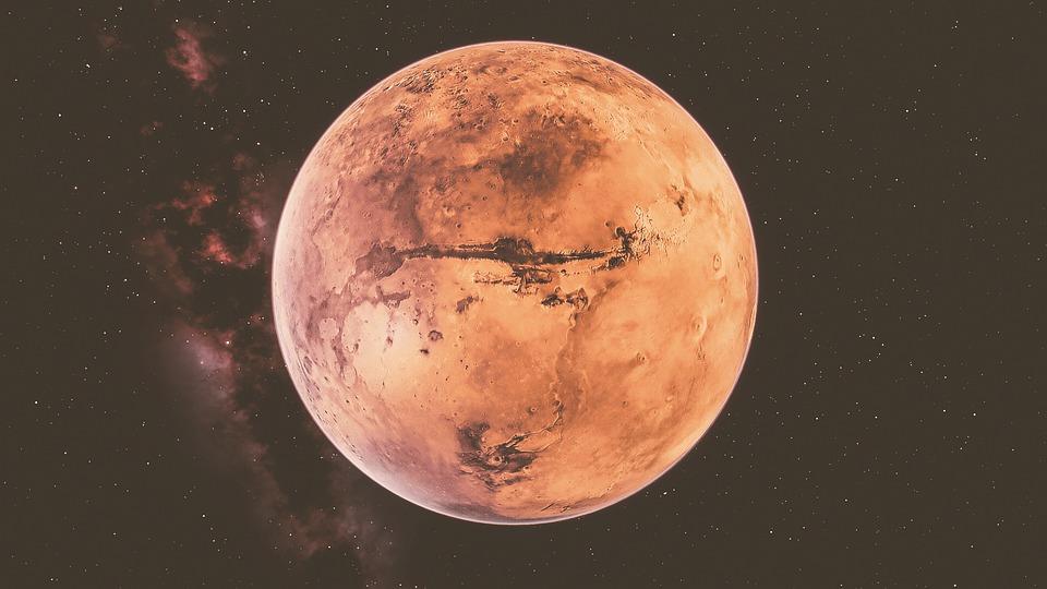 Kolonisering av Mars er en omfattende oppgave