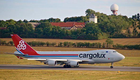 Aircraft, Boeing, Jumbo Jet, 747