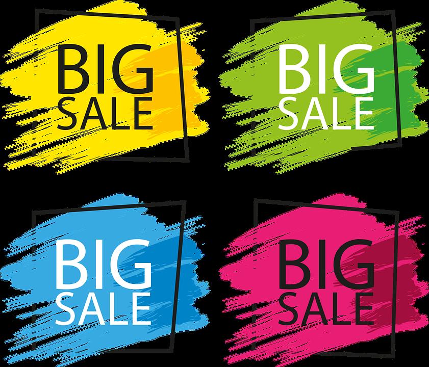 Hitam Jumat, Dijual, Big Sale, Promosi, Diskon, Hitam