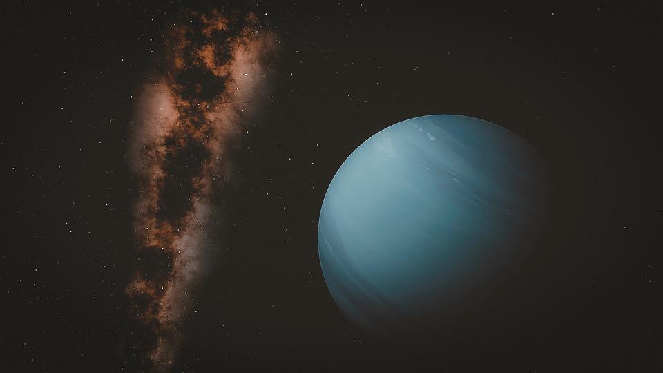 Na Neptúne a Uráne naozaj môžu pršať diamanty