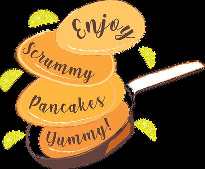 Pancake, Eggs, Pan, Baking, Easter
