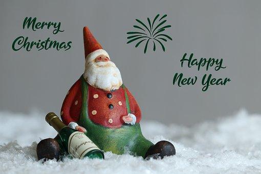 Giáng Sinh, Năm Mới, Merry Christmas