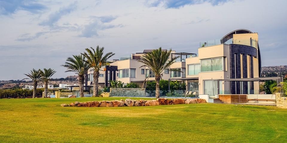 Villa, Tourism, Luxury, Architecture, Building