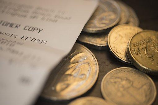お金, 領収書, 支払い, 会計, ファイナンス, 予算, お支払い, 通貨