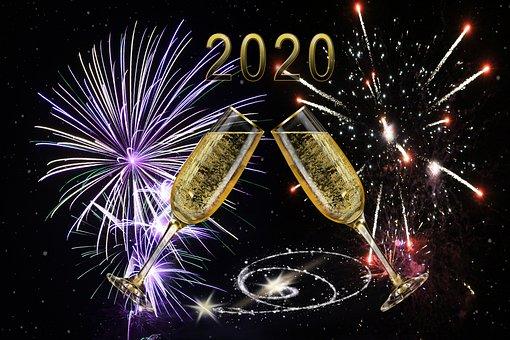 bilder für silvester 2020