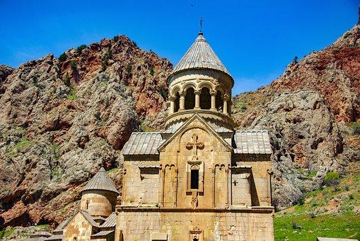 Noravank, Armenia, Yerevan, Summer