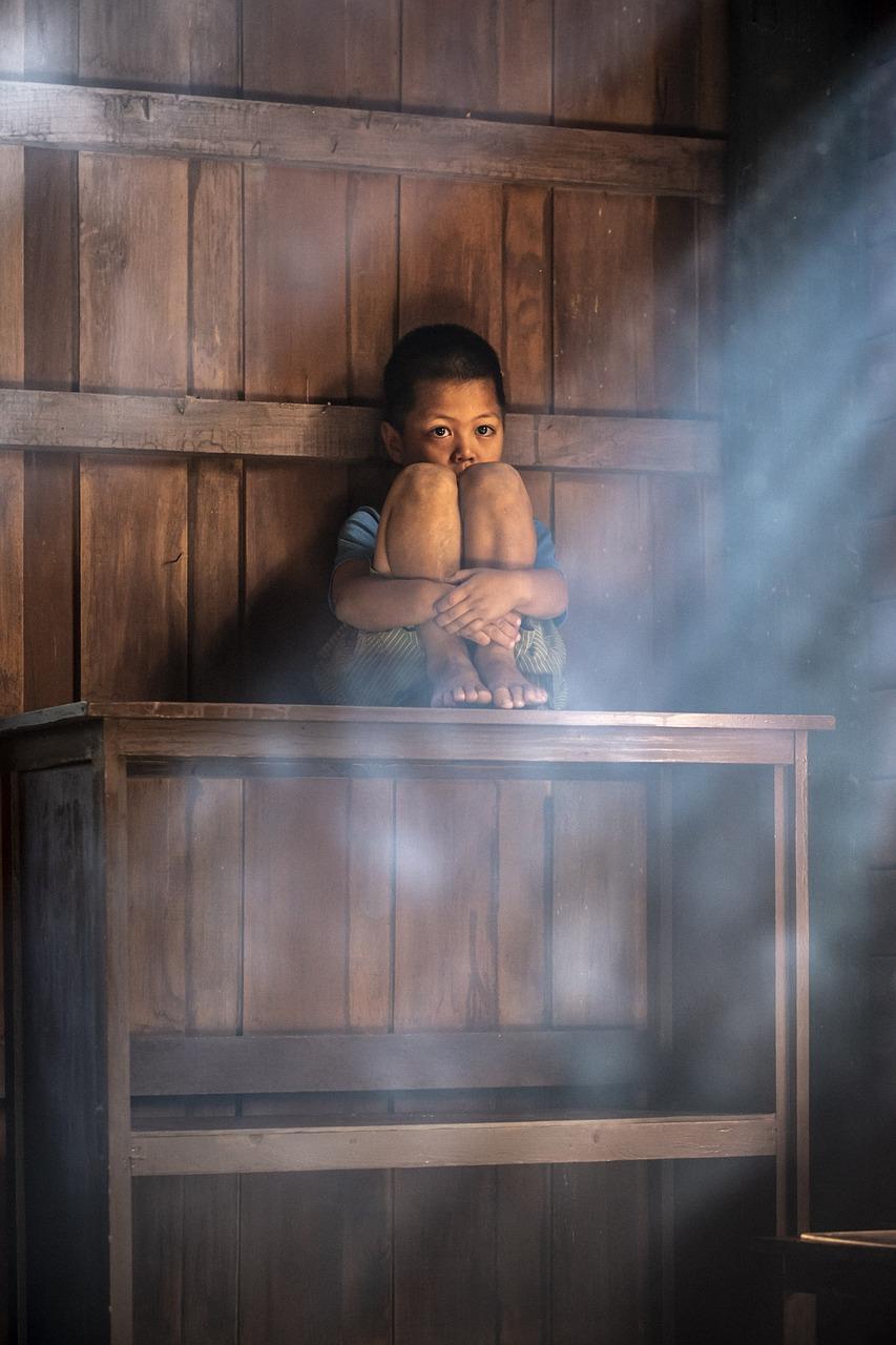 Mengenali Ketakutan dan Kecemasan pada Anak