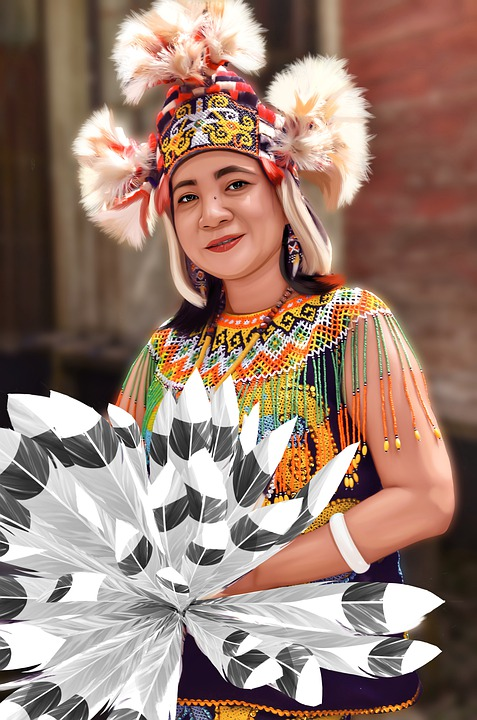 Borneo Aboriginal