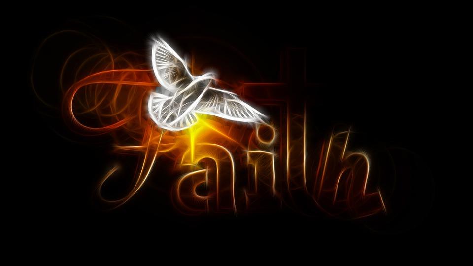 Glaube, Taube, Heiliger Geist, Christentum, Christlich