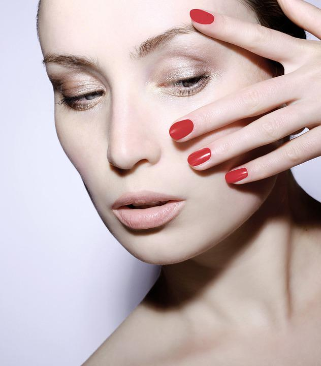Red Nails Beauty - Free photo on Pixabay