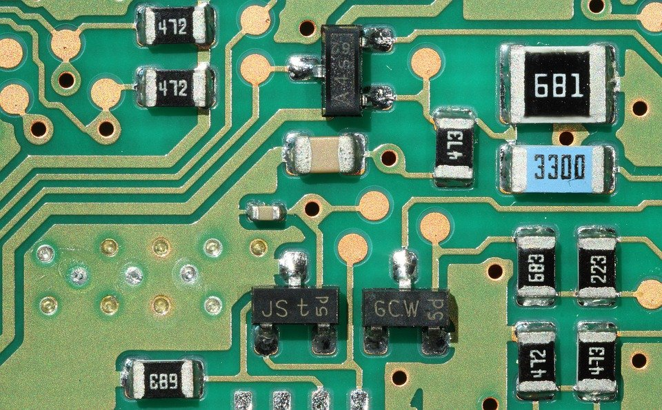 What are the PCBs (Printed circuit board) and Types